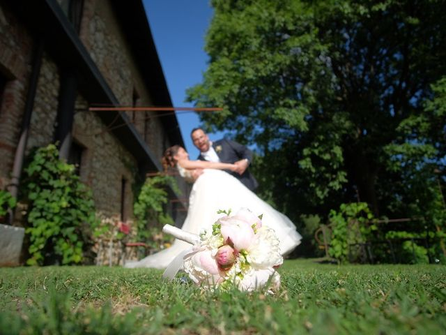 Il matrimonio di Mattia e Greta a Coccaglio, Brescia 9