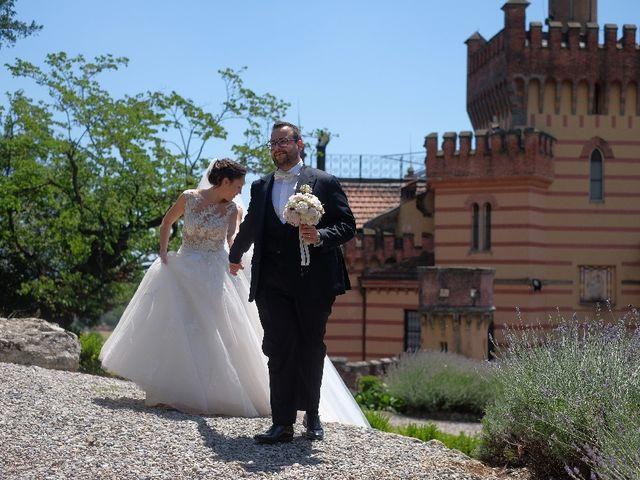 Il matrimonio di Mattia e Greta a Coccaglio, Brescia 13