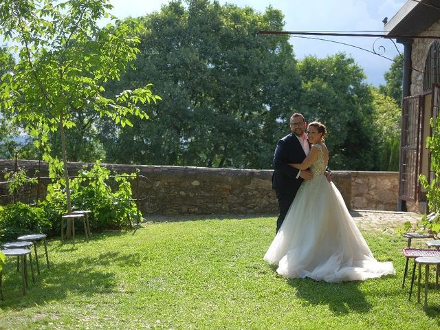 Il matrimonio di Mattia e Greta a Coccaglio, Brescia 14