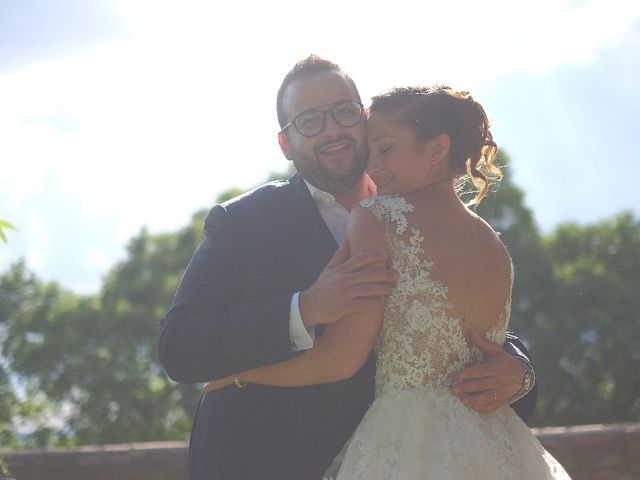 Il matrimonio di Mattia e Greta a Coccaglio, Brescia 15