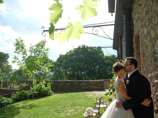 Il matrimonio di Mattia e Greta a Coccaglio, Brescia 16