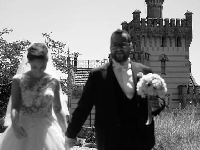 Il matrimonio di Mattia e Greta a Coccaglio, Brescia 17