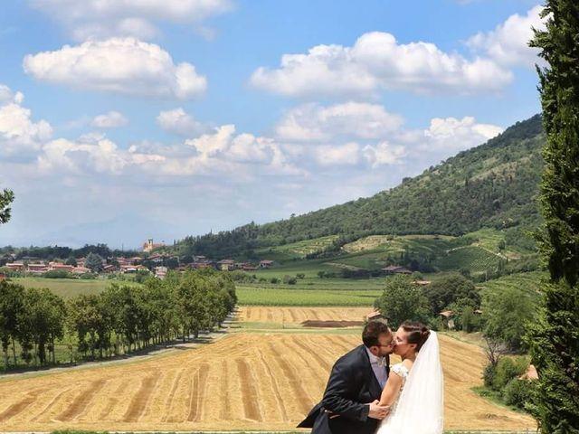 Il matrimonio di Mattia e Greta a Coccaglio, Brescia 19