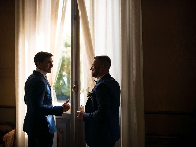Il matrimonio di Simone e Adriana a Treviso, Treviso 77