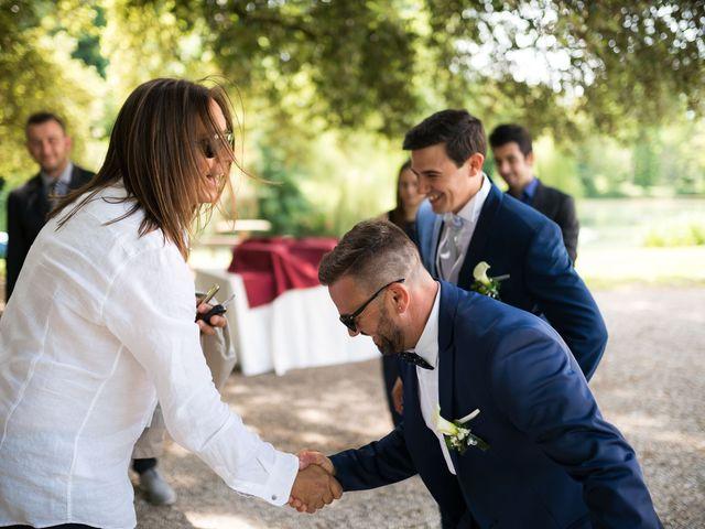 Il matrimonio di Simone e Adriana a Treviso, Treviso 84