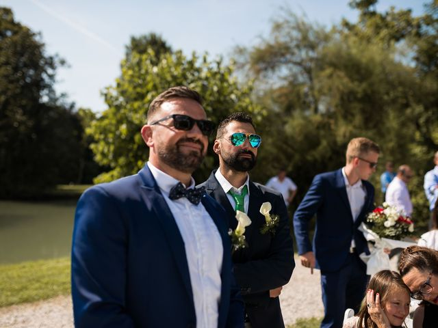 Il matrimonio di Simone e Adriana a Treviso, Treviso 100