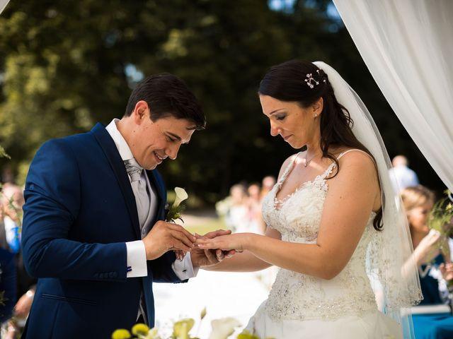 Il matrimonio di Simone e Adriana a Treviso, Treviso 115