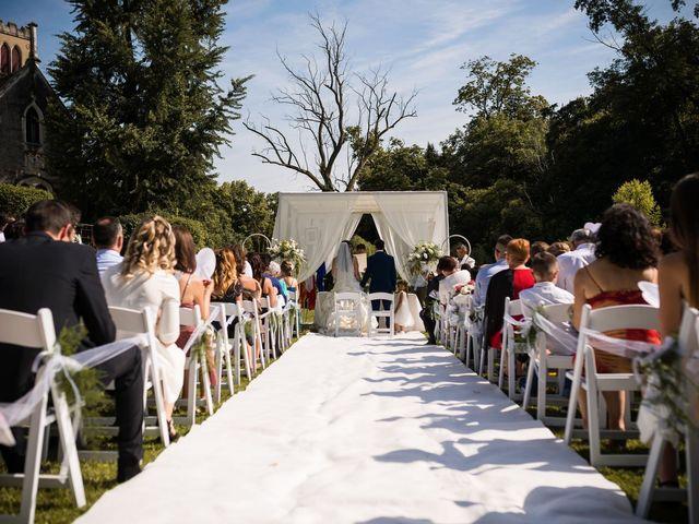 Il matrimonio di Simone e Adriana a Treviso, Treviso 122
