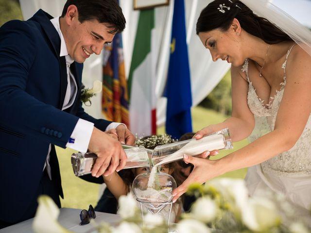 Il matrimonio di Simone e Adriana a Treviso, Treviso 128