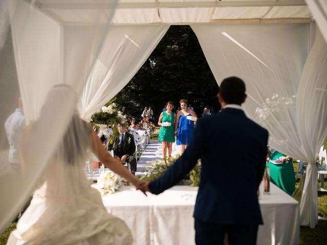 Il matrimonio di Simone e Adriana a Treviso, Treviso 131