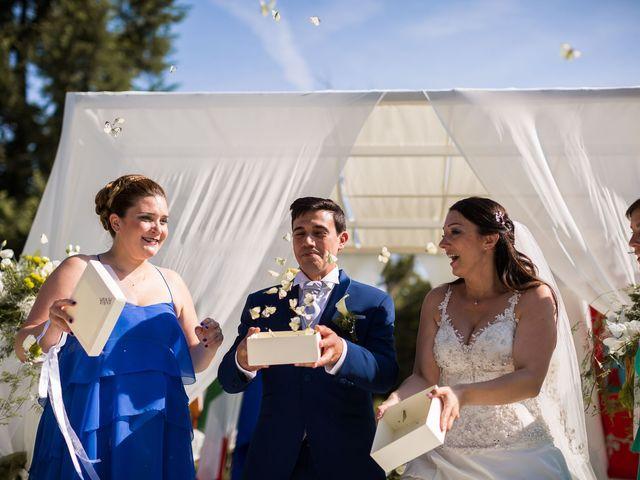 Il matrimonio di Simone e Adriana a Treviso, Treviso 133
