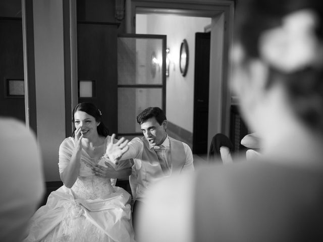 Il matrimonio di Simone e Adriana a Treviso, Treviso 174
