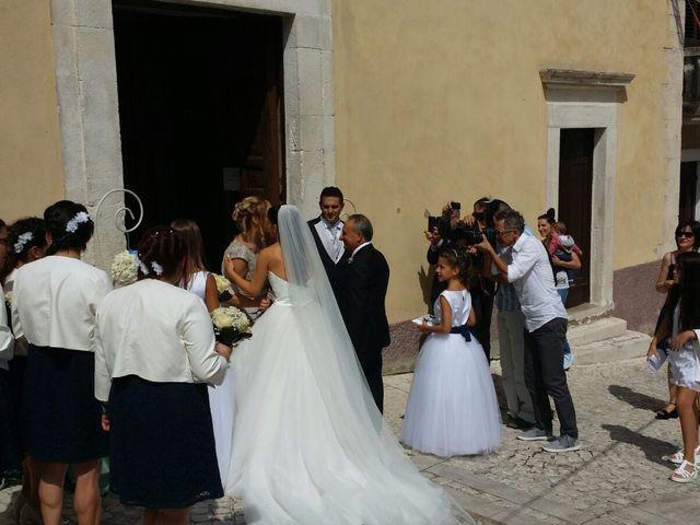 Il matrimonio di Luca e Elena a Civitella Messer Raimondo, Chieti 1