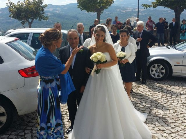 Il matrimonio di Luca e Elena a Civitella Messer Raimondo, Chieti 2