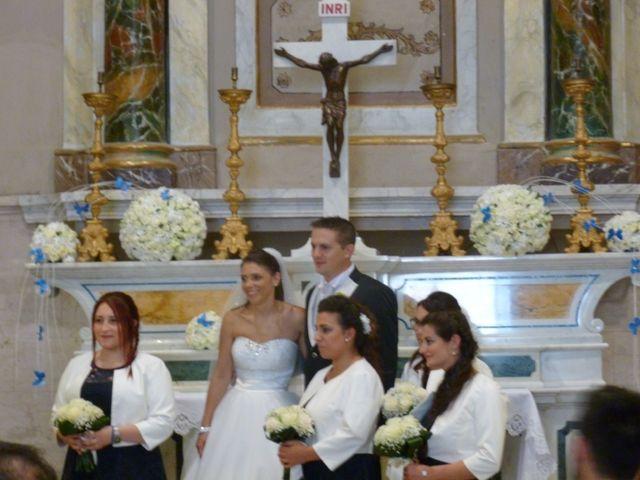 Il matrimonio di Luca e Elena a Civitella Messer Raimondo, Chieti 7