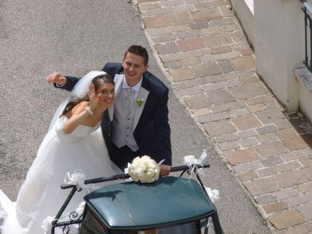 Il matrimonio di Luca e Elena a Civitella Messer Raimondo, Chieti 8