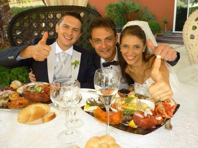 Il matrimonio di Luca e Elena a Civitella Messer Raimondo, Chieti 9
