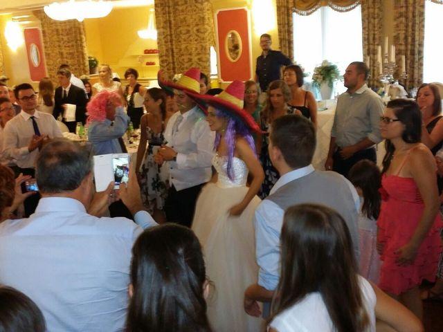 Il matrimonio di Luca e Elena a Civitella Messer Raimondo, Chieti 13