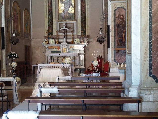 Il matrimonio di Luca e Elena a Civitella Messer Raimondo, Chieti 14