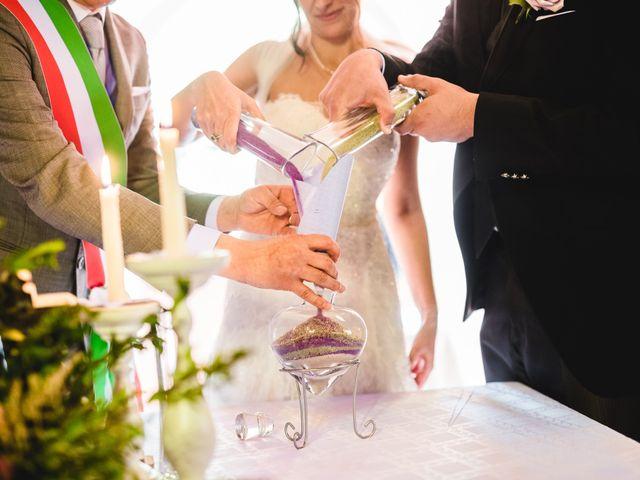 Il matrimonio di Claudio e Ilena a Lecco, Lecco 20