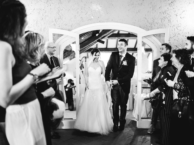 Il matrimonio di Claudio e Ilena a Lecco, Lecco 25