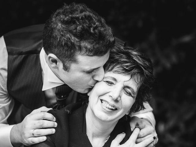 Il matrimonio di Claudio e Ilena a Lecco, Lecco 40