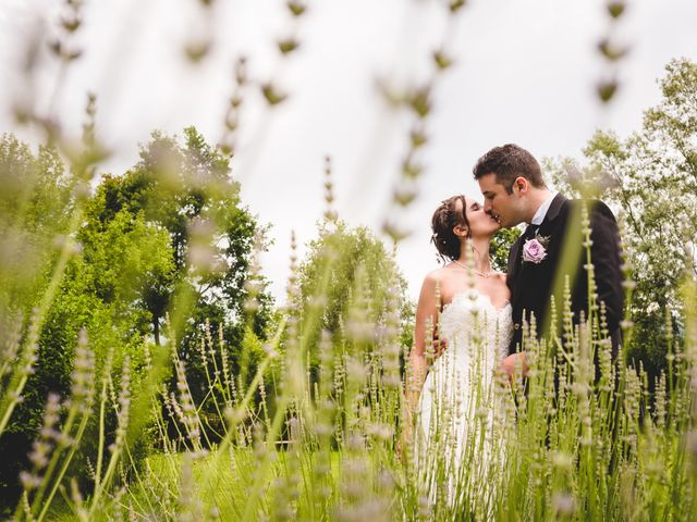Il matrimonio di Claudio e Ilena a Lecco, Lecco 46