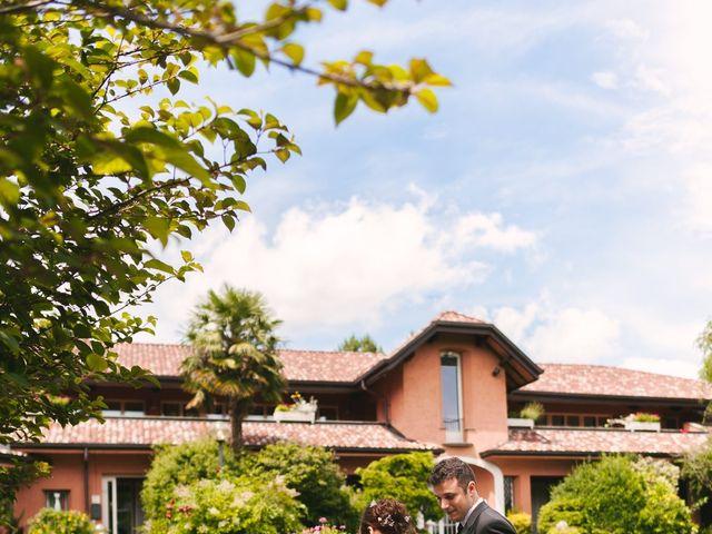 Il matrimonio di Claudio e Ilena a Lecco, Lecco 50