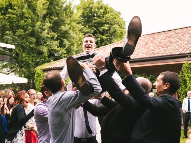 Il matrimonio di Claudio e Ilena a Lecco, Lecco 55