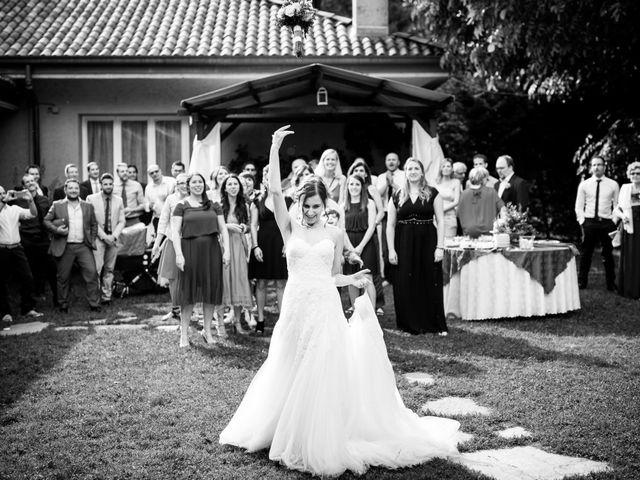 Il matrimonio di Claudio e Ilena a Lecco, Lecco 71