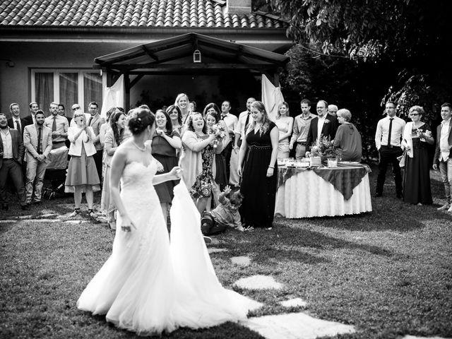 Il matrimonio di Claudio e Ilena a Lecco, Lecco 72