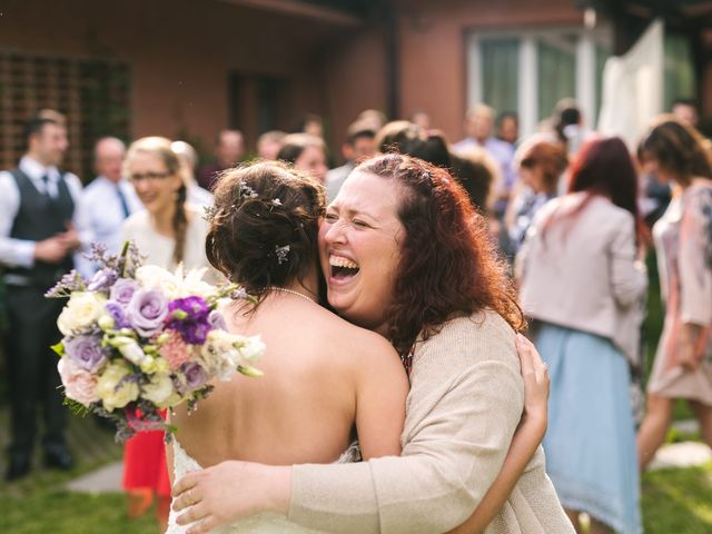Il matrimonio di Claudio e Ilena a Lecco, Lecco 73