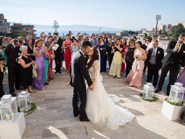 Il matrimonio di Riccardo e Antonella a Reggio di Calabria, Reggio Calabria 20