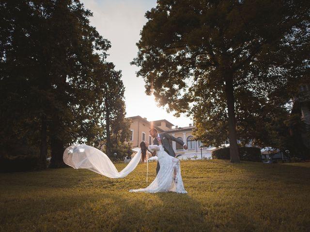 Le nozze di Arianna e Massimiliano