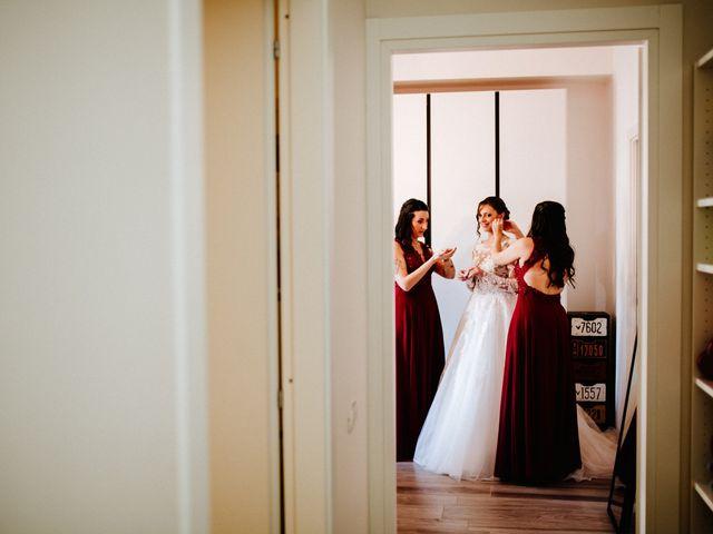 Il matrimonio di Fabrizio e Giuliana a Roma, Roma 11