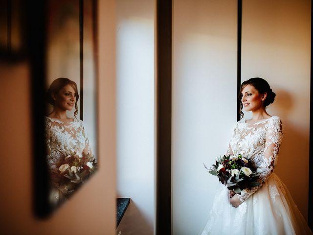 Il matrimonio di Fabrizio e Giuliana a Roma, Roma 17