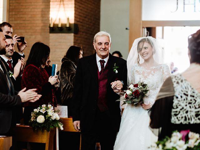 Il matrimonio di Fabrizio e Giuliana a Roma, Roma 19