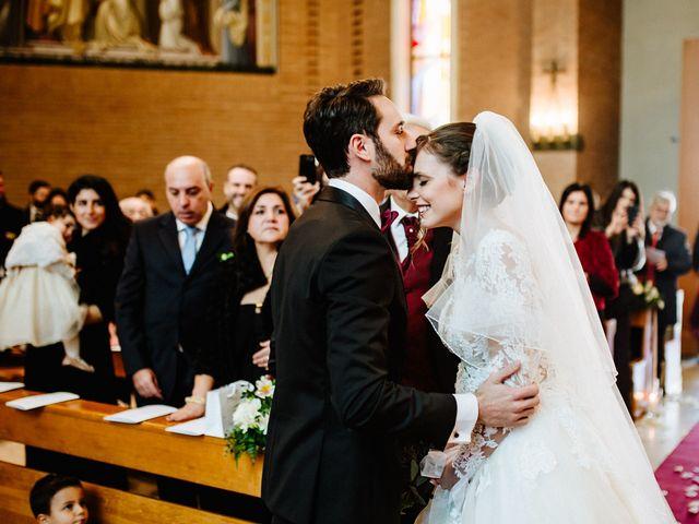 Il matrimonio di Fabrizio e Giuliana a Roma, Roma 20