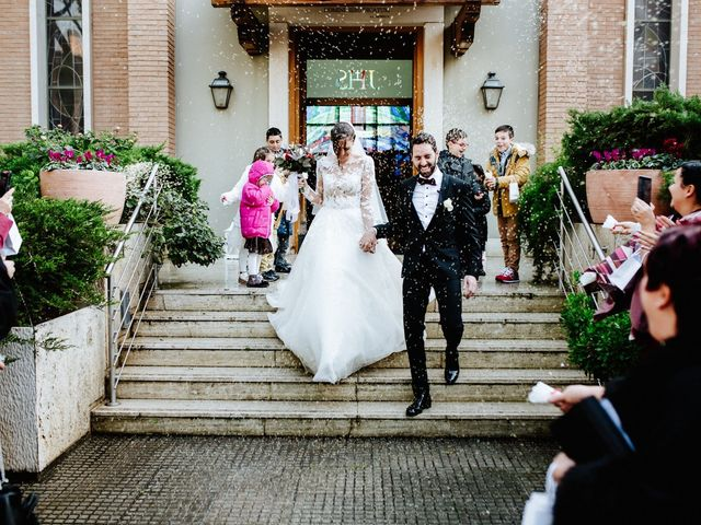 Il matrimonio di Fabrizio e Giuliana a Roma, Roma 24