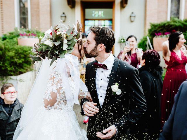 Il matrimonio di Fabrizio e Giuliana a Roma, Roma 25