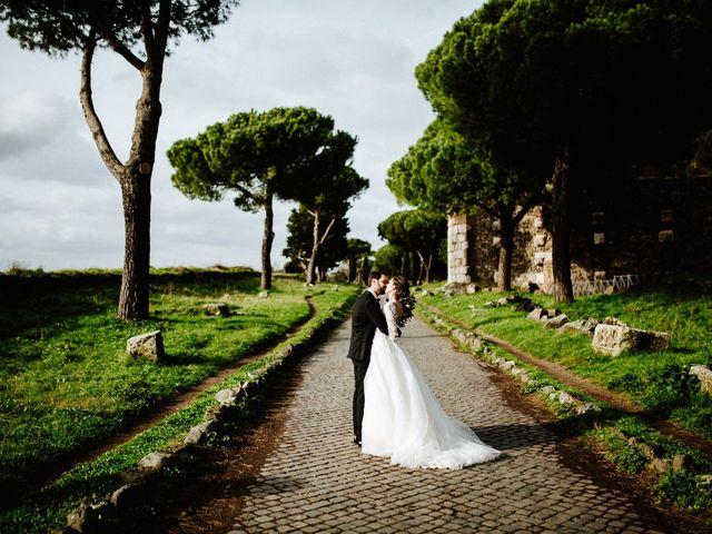 Il matrimonio di Fabrizio e Giuliana a Roma, Roma 26