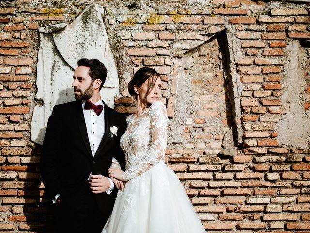 Il matrimonio di Fabrizio e Giuliana a Roma, Roma 28