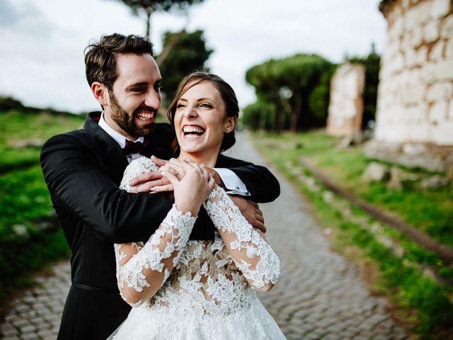 Il matrimonio di Fabrizio e Giuliana a Roma, Roma 29