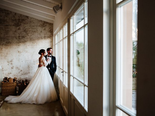 Le nozze di Giuliana e Fabrizio