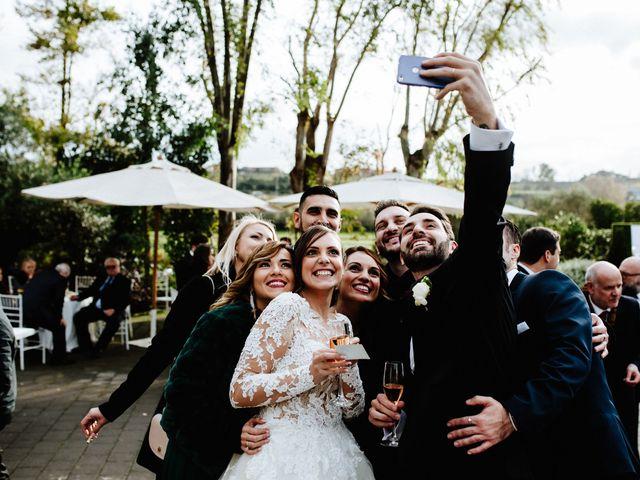 Il matrimonio di Fabrizio e Giuliana a Roma, Roma 36