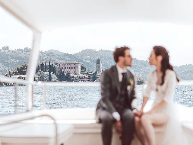 Le nozze di Laura e Julien