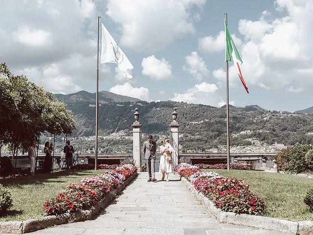 Il matrimonio di Julien e Laura a Pella, Novara 32