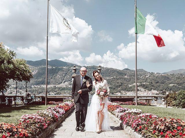 Il matrimonio di Julien e Laura a Pella, Novara 36