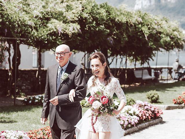 Il matrimonio di Julien e Laura a Pella, Novara 38