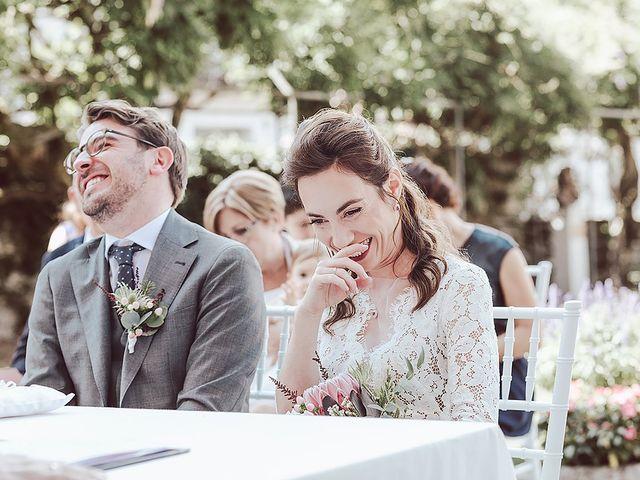 Il matrimonio di Julien e Laura a Pella, Novara 39